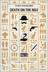 Poster  Death on the Nile - chungkong