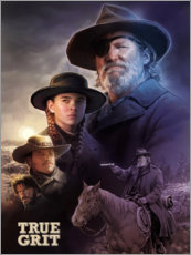 Poster  True Grit - Entertainment Collection