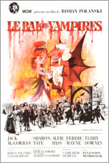Premiumposter  The Fearless Vampire Killers - Entertainment Collection