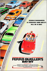 Akrylglastavla  Ferris Bueller's Day Off - Entertainment Collection