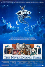 Canvastavla  The Neverending Story - Entertainment Collection