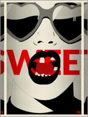 Premiumposter  Sweet - dolceQ