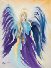 Premiumposter Angel of joy and creativity