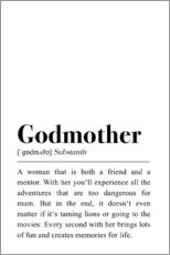 Galleritryck  Godmother Definition - Pulse of Art