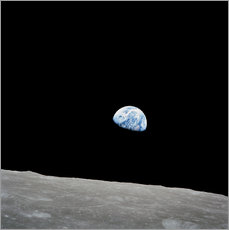 Galleritryck  Earth from the Moon - Stocktrek Images