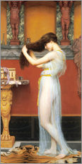 Galleritryck  The Toilet - John William Godward