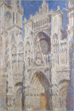 Galleritryck  Cathedral afternoon - Claude Monet