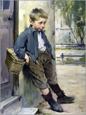 Galleritryck  Out of the Game - Henri Jules Jean Geoffroy