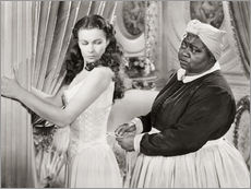Galleritryck  Gone With The Wind, 1939