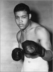 Galleritryck  Joe Louis