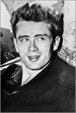 Galleritryck  James Dean
