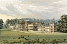 Galleritryck  Wentworth Woodhouse - Alexander Francis Lydon