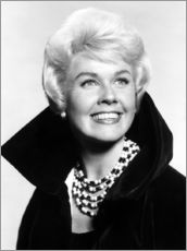 Galleritryck  Doris Day, early 1960s