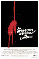 Premiumposter  An American Werewolf in London