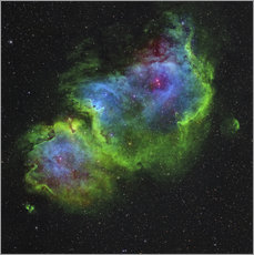 Galleritryck  The Soul Nebula III - Rolf Geissinger