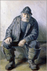 Premiumposter Skagen Fisherman