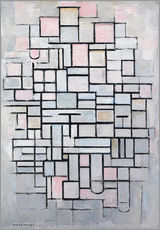Galleritryck  Composition No. IV. - Piet Mondriaan