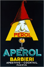 Galleritryck  Aperol Barbieri - Advertising Collection