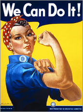 Galleritryck  We Can Do It! - Advertising Collection