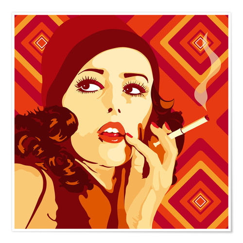 Premiumposter Your 20s to 60s Girl