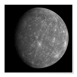Premiumposter Planet Mercury