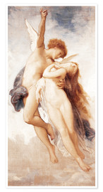 Premiumposter Cupid and Psyche