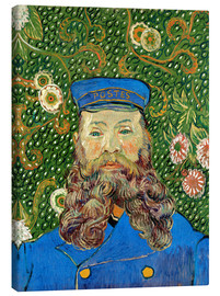 Canvastavla  Portrait of Joseph Roulin - Vincent van Gogh