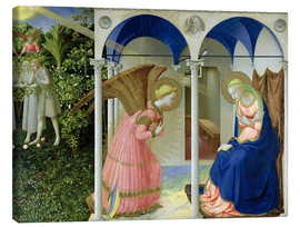 Canvastavla  The Annunciation - Fra Angelico