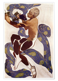 Premiumposter Afternoon of a Faun