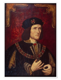 Premiumposter King Richard III.