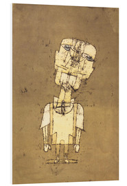 PVC-tavla  Ghost of a Genius - Paul Klee