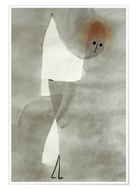 Poster  Dance position - Paul Klee