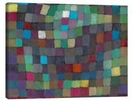 Canvastavla  May Picture - Paul Klee