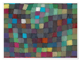 Premiumposter  May Picture - Paul Klee