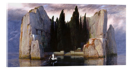 Akrylglastavla  Island of the Dead - Arnold Böcklin