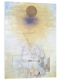 PVC-tavla  Bounds of the intellect - Paul Klee