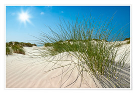 Premiumposter Amrum Seascape
