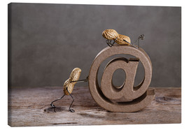 Canvastavla  Simple Things - Email - Nailia Schwarz