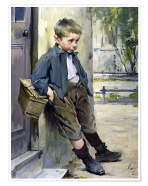 Premiumposter  Out of the Game - Henri Jules Jean Geoffroy