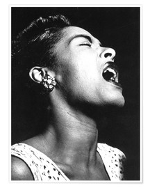 Premiumposter  Billie Holiday