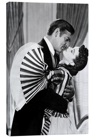 Canvastavla  Gone With The Wind, 1939
