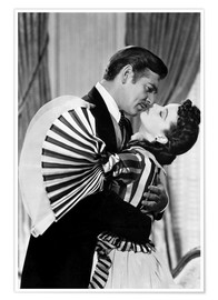 Premiumposter  Gone With The Wind, 1939