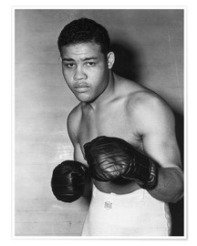 Premiumposter  Joe Louis