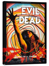 Canvastavla  The Evil Dead