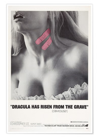 Premiumposter  Dracula Has Risen from the Grave