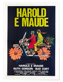 Premiumposter Harold and Maude