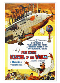 Premiumposter  Master of the World