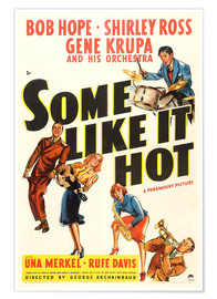 Premiumposter  Some Like It Hot