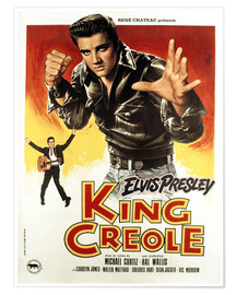 Premiumposter King Creole