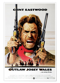 Premiumposter The Outlaw Josey Wales
